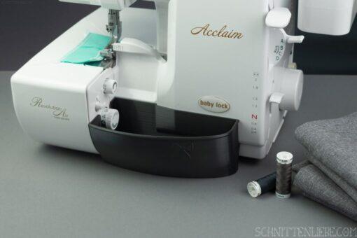 Schnittenliebe 3D Auffangbehälter Baby Lock Acclaim metallic