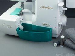 Schnittenliebe 3D Auffangbehälter Baby Lock Acclaim petrol
