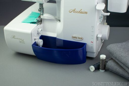Schnittenliebe 3D Auffangbehälter Baby Lock Acclaim royal
