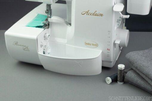 Schnittenliebe 3D Auffangbehälter Baby Lock Acclaim weiß