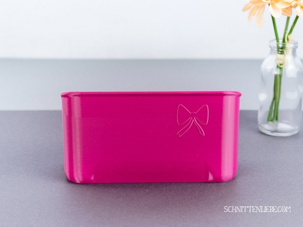 Schnittenliebe 3D collecting container W6 N656D pink