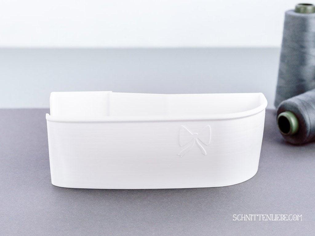 Auffangbehälter für babylock imaginé victory von Original Schnittenliebe weiß