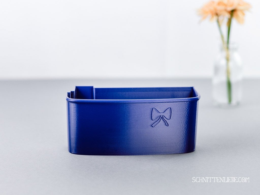 Schnittenliebe 3D collecting container Brother 1034DX royal