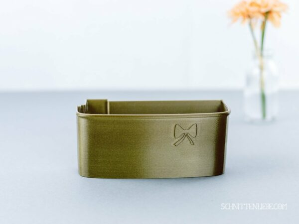 Schnittenliebe 3D collecting container Brother 1034DX old gold