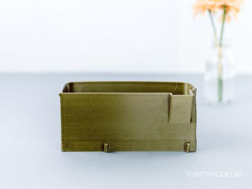 Schnittenliebe 3D Auffangbehälter Brother 1034DX altgold