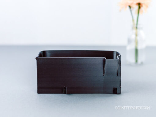 Schnittenliebe 3D Auffangbehälter Brother 1034DX metallic
