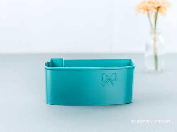 Schnittenliebe 3D collecting container Brother 1034DX petrol