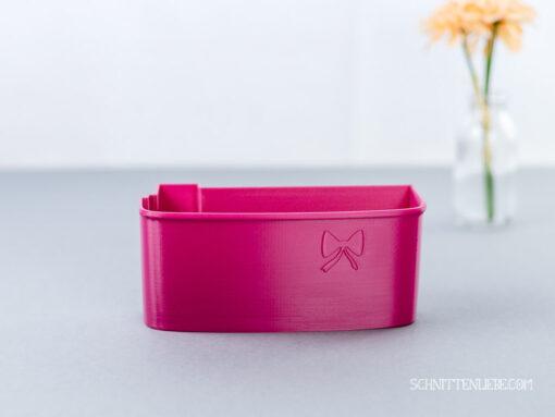 Schnittenliebe 3D Auffangbehälter Brother 1034DX pink
