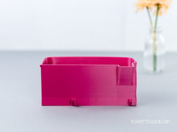 Schnittenliebe 3D collecting container Brother 1034DX pink