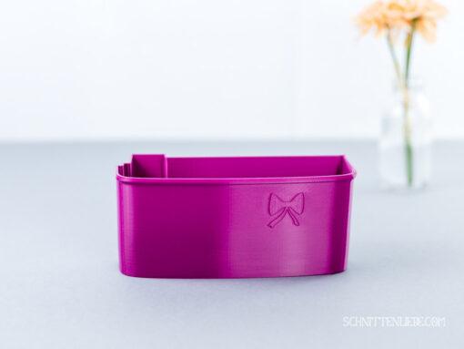 Schnittenliebe 3D Auffangbehälter Brother 1034DX purpur