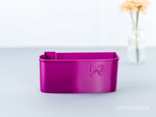 Schnittenliebe 3D collecting container Brother 1034DX purple