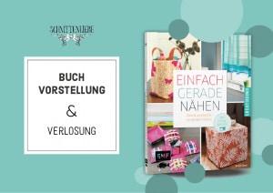 einfach gerade nähen Buchvorstellung Rezension EMF Verlag Schnittenliebe