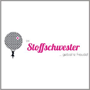Stoffschwester logo schnittenliebe partner