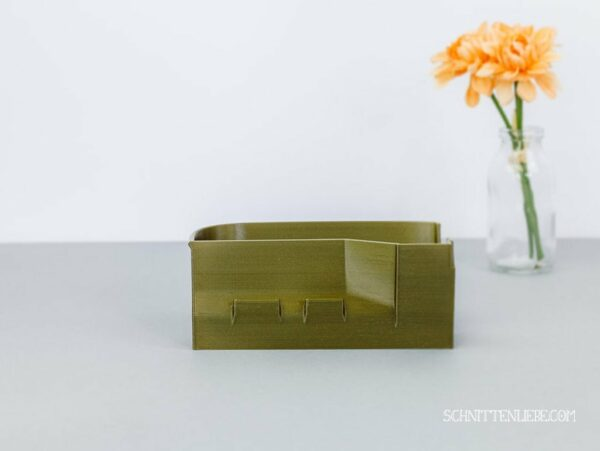 schnittenliebe auffangbehälter 3D Druck overlock babylock baby lock enspire gold