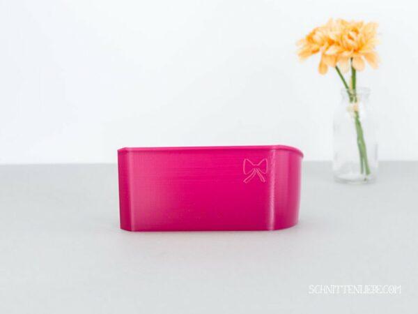 auffangbehälter overlock singer 14sh754 pink
