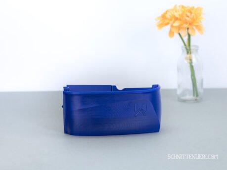 Auffangbehälter fadenreste overlock singer s1478_blau_royal