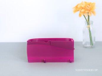 Auffangbehälter fadenreste overlock singer s1478_pink