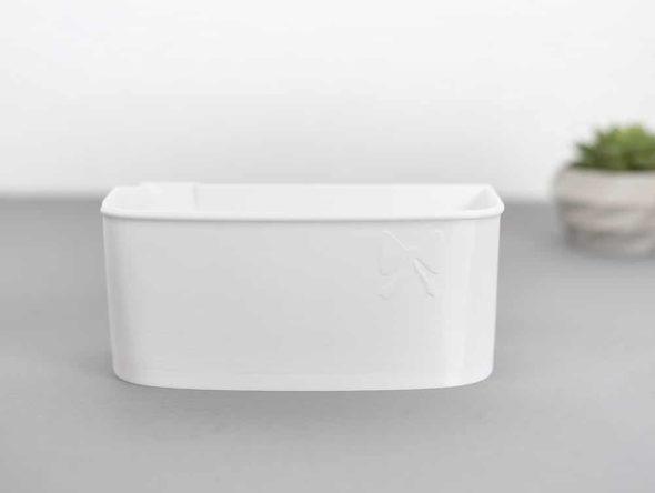 Auffangbehälter fadenreste coverlock pfaff hobbylock 2.5 weiß (2)