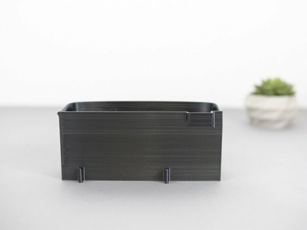 Auffangbehälter fadenreste coverlock pfaff hobbylock 2.5 metallic