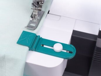 single envelope sewing machine top bottom coverstitch machine
