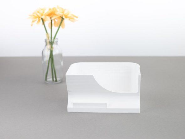 schnittenliebe auffangbehälter stoffreste overlock elna 664 pro weiß