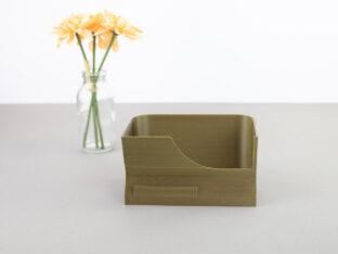 schnittenliebe auffangbehälter stoffreste overlock elna 664 pro altgold