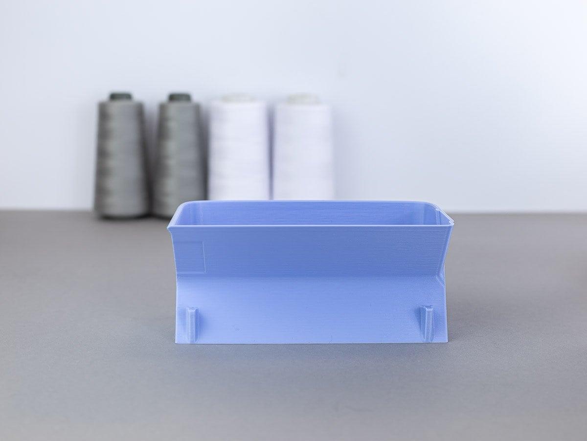 auffangbehälter stoffreste overlock juki mo654DE-flieder