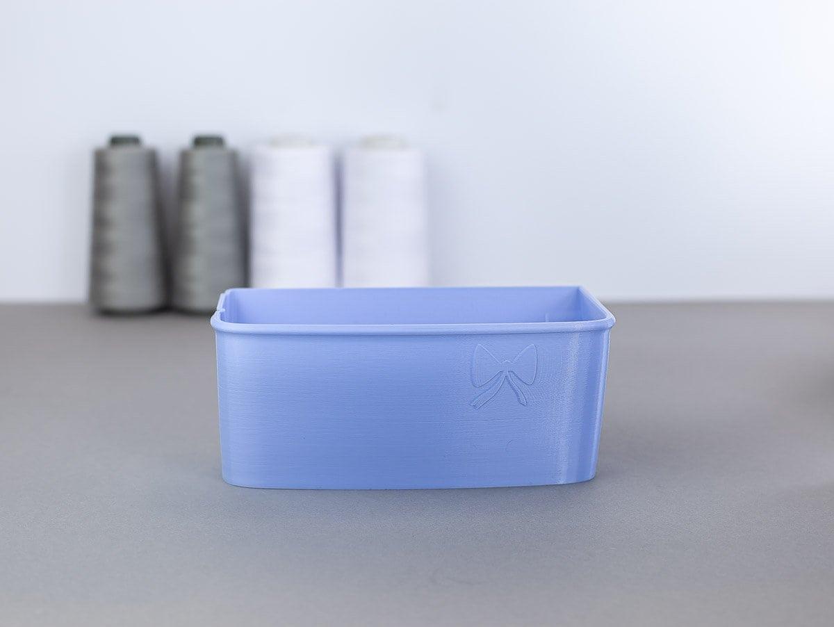auffangbehälter stoffreste overlock juki mo654DE flieder