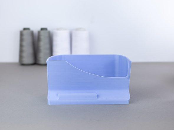 schnittenliebe auffangbehälter stoffreste overlock w6 n454D-flieder