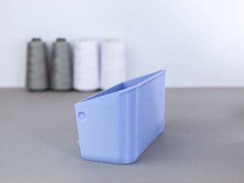 schnittenliebe auffangbehälter stoffreste overlock w6 n656d-flieder