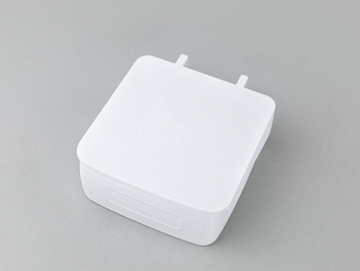 sew organiced lochwand box weiß