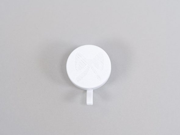 sew organiced magnethalter weiß