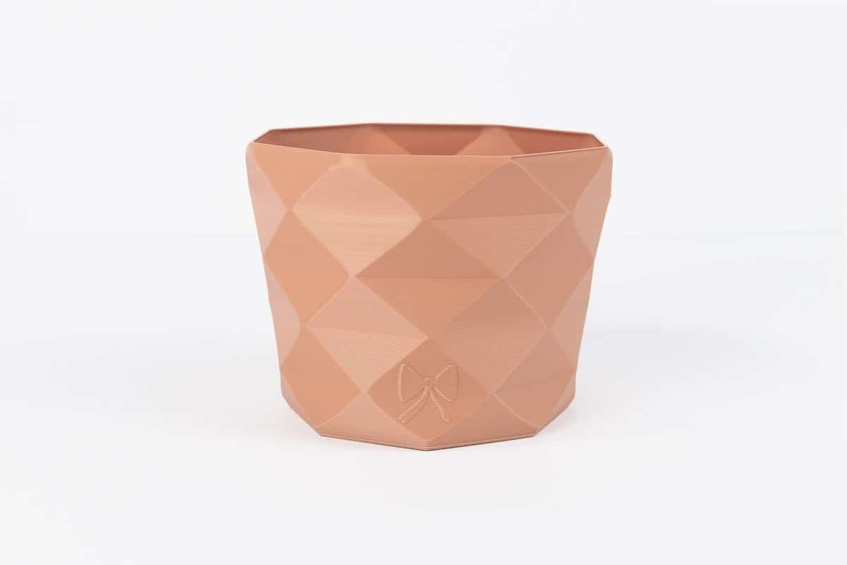 pflanztopf blumentopf diamant terrakotta schnittenliebe